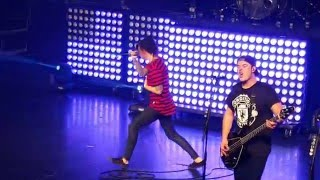 Sleeping with Sirens - Satellites  (live at the O2 Academy Birmingham 05/03/2016)