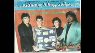 Las estrellas colombianas  - Si hay alguien en tu vida