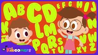 Abecedario | Videos infantiles | ABC | The Kiboomers | Canciones infantiles | alfabeto | preescolar