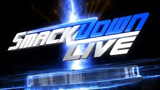 "WWE SmackDown Live May 2017 TV Show Intro Video feat. ""Take A Chance"" Theme [HD]"