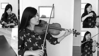 The Heart Wants What It Wants by Selena Gomez - Violin Cover
