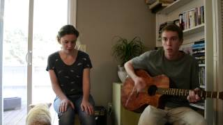 Ho Hey (The Lumineers) - A cover by Nathan and Eva Leach