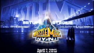"WWE Wrestlemania 29 2nd Official Theme - ""Hall Of Fame"" The Script feat, Will.i.am"