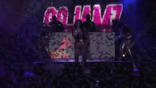 """Trina performs """"Damn"""" Live"""