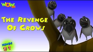 The Revenge Of Crows - Motu Patlu in Hindi WITH ENGLISH, SPANISH & FRENCH SUBTITLES width=