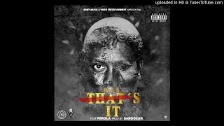 Das – That's it Feat. Perola (Prod. Sandocan)