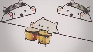 Bongo Cat - Naruto Battle Theme