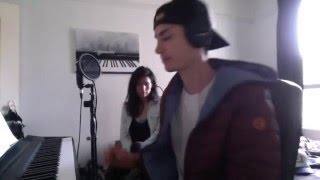 Pony and No Diggity by Ginuwine and Blackstreet- Cover by Ellisa Sun and James Clarke