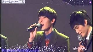 Vietsub+Kara HyunBin   That Man live in Secret Garden OST concert