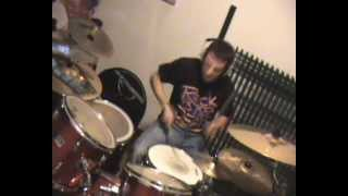 Something wrong with me - Pennywise drum cover by Lollo182