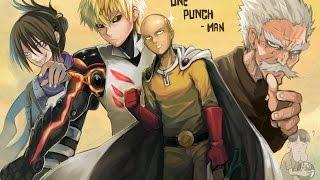 One Punch Man Forever [English lyrics]