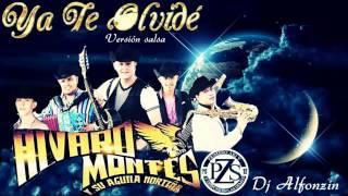 Alvaro Montes - Ya Te Olvide | Versión salsa