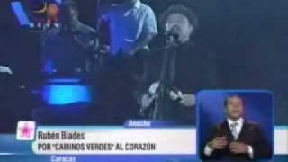Ruben Blades y Marc Anthony
