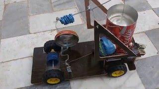 Stirling car