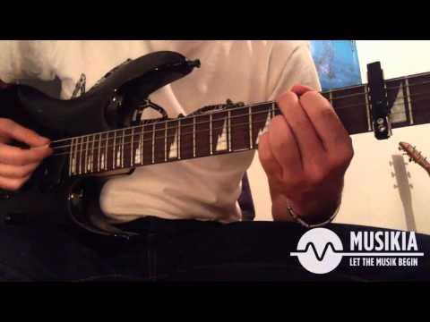 Comment jouer Roar de Katy Perry à la guitare