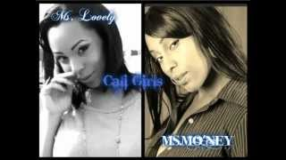 "Ms. Mo'Ney ft Ms. Lovely- Cali Girl ""knuck if you Buck"" remake Sample"