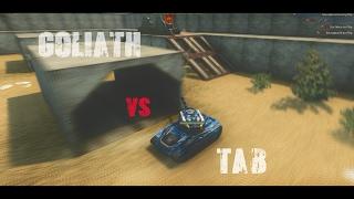 Goliathvadasz vs Tab (1-1) [GARDER]