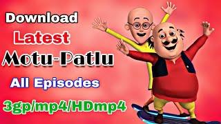 Motu Patlu  Download All Latest Episodes In Hindi |3gp,mp4,HDmp4|Apna Techno