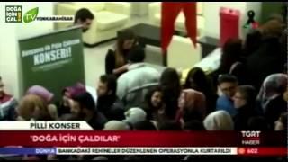 DOĞA İÇİN ÇAL - TGRT HABER