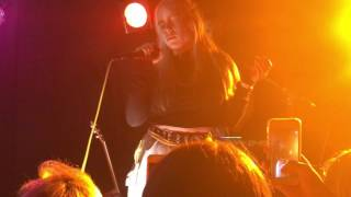 Ocean Eyes LIVE - Billie Eilish London (10/07/17)