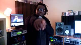 Abajosergy au studio (LVMH remix de Tenor)