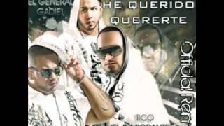 Siempre he querido quererte (Official Remix) - Franco El gorila ft. Tico el inmigrante, Gadiel