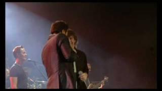 David Bustamante y Axel videoclip Dos hombres y un destino