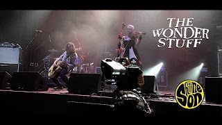 The Wonder Stuff - Welcome To The Cheap Seats, Live @ Shiiine On Weekender 2016