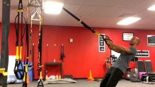 TRX bicep exercises that make bodybuilders cry.