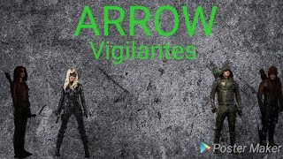 Arrow- can't hold us by macklemore