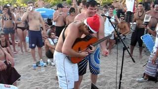la banda de tabu en carlos paz 2011