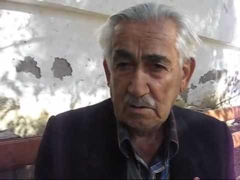 Adana Haçinli İsmail Yıldızhan Ermeni Vahşeti Tanığı