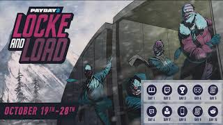 """NEW Infos about CRIMEFEST 2017 - """"Locke and Load"""" 🌟 PAYDAY 2 [4K]"""