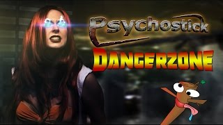 """Danger Zone"" metal cover by Psychostick [Kenny Loggins]"