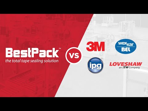 BestPack vs The Competition