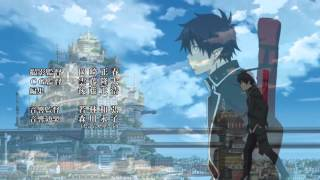 """Core pride"" Ao No Exorcist OP1 by UVERworld"