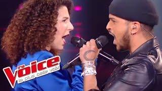 The Voice 2016   Slimane et Amandine - Ain't Nobody (Felix Jaehn)   Demi-Finale