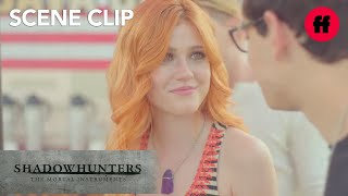 Shadowhunters   Season 1, Episode 10 Clip: Alternate Dimension   Freeform