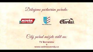 Sestřih - 9.díl Vaříme s Vendy! Pořad o vaření na TV Barrandov