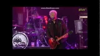 Rock am Ring 2012- The Offspring LIVE  - Want you BAD [HD]