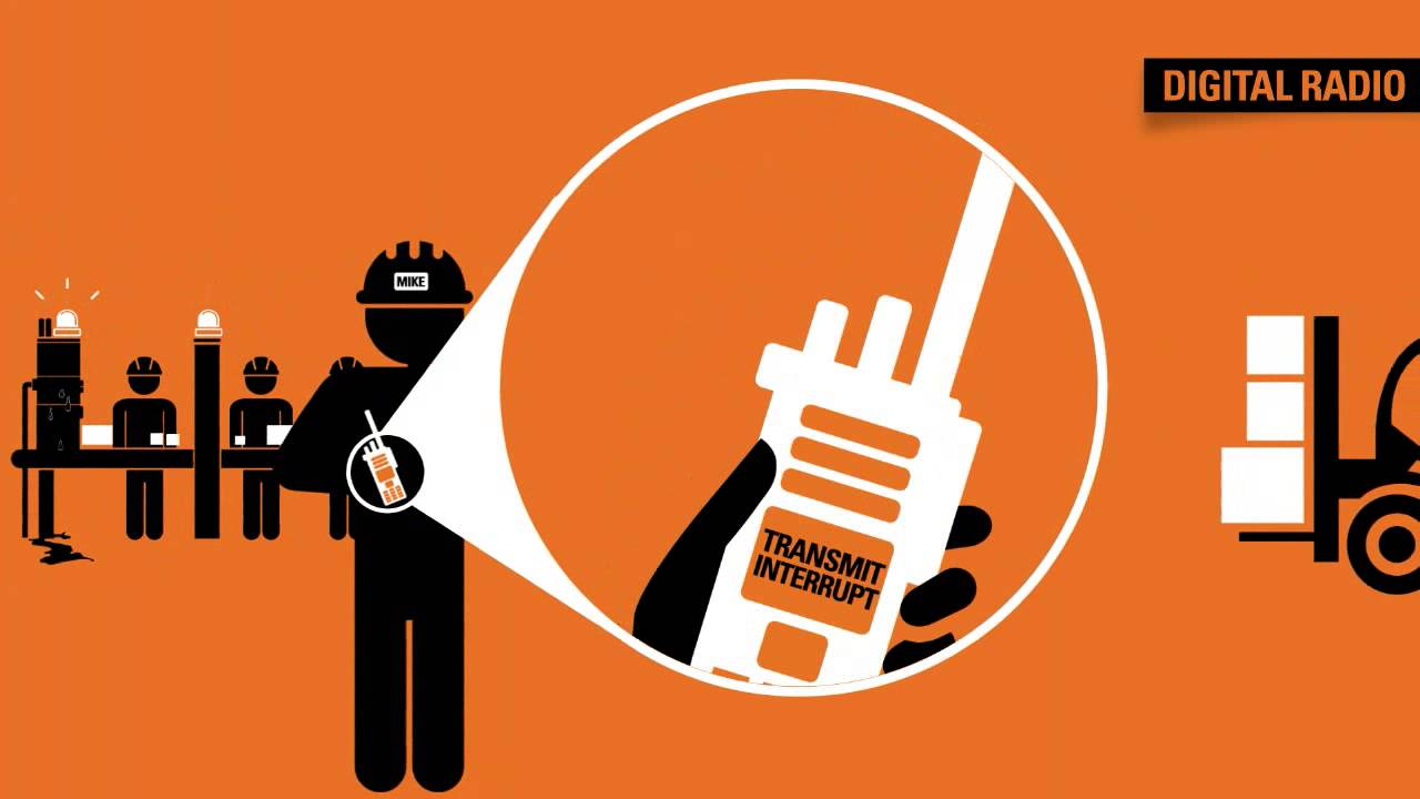 Why Radios Beat Cellphones in the Manufacturing Industry