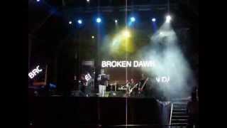 Broken Dawn - Playback ( Carlos Paião cover) 07/09/12