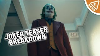 First Look at Joker Origin Movie Reveals More than You Think! (Nerdist News w/ Jessica Chobot)