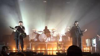 Of Monsters and Men - Thousand Eyes - live at Forest National, Brussels - 15.11.2015 (cut)