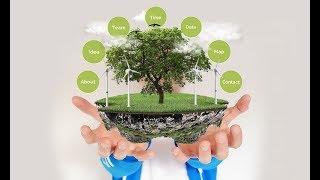Green Evolution - Prezi Presentation Template