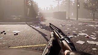 Dead Matter - Gameplay Trailer (Open World Survival)