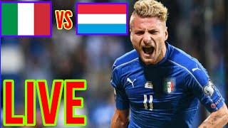 Italia vs Lussemburgo UNDER 21 | Qualificazioni Europei | 10 Settembre 2019 | Calcio