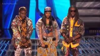 Lyric 145 - Gangnam Style Mashup - The X Factor USA 2012 (Live Show 1)