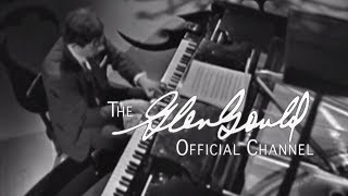 Glenn Gould - Prokofieff, Piano Sonata No. 7 in B-flat min: III Precipitato (OFFICIAL)