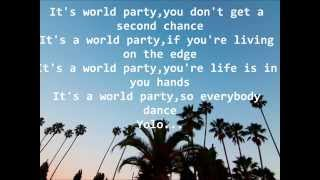 Onirama - World Party (The Yolo Song) Lyrics